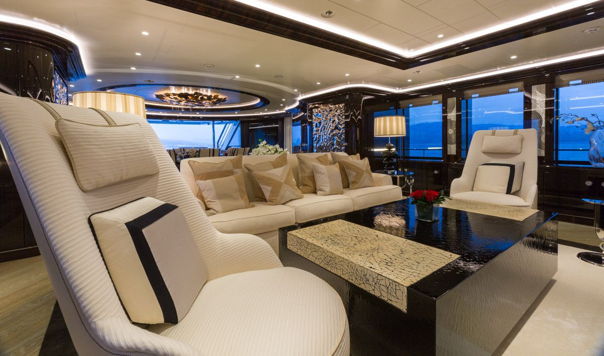 Radiant Super Yacht Interior Design Radiant Or Yacht Or Interior