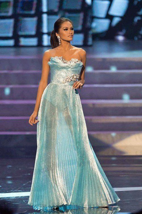 Miss Philipines- Runner up Miss Universe 2012