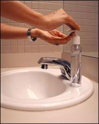 Keeping hands clean is one of the best ways to prevent the spread of infection and illness.