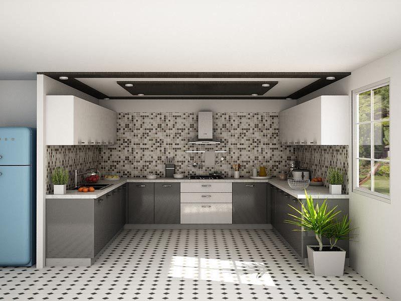 Image Result For Catalina U Shaped Modular Kitchen  Colour Enchanting Modular Kitchen U Shaped Design Inspiration Design