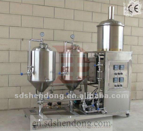 50l Homebrew Mini Brewery Equipment Micro Home Brewing