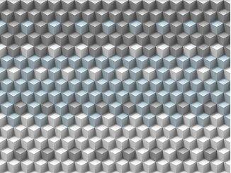 Papel de parede / papel adesivo de chão BLOCKS