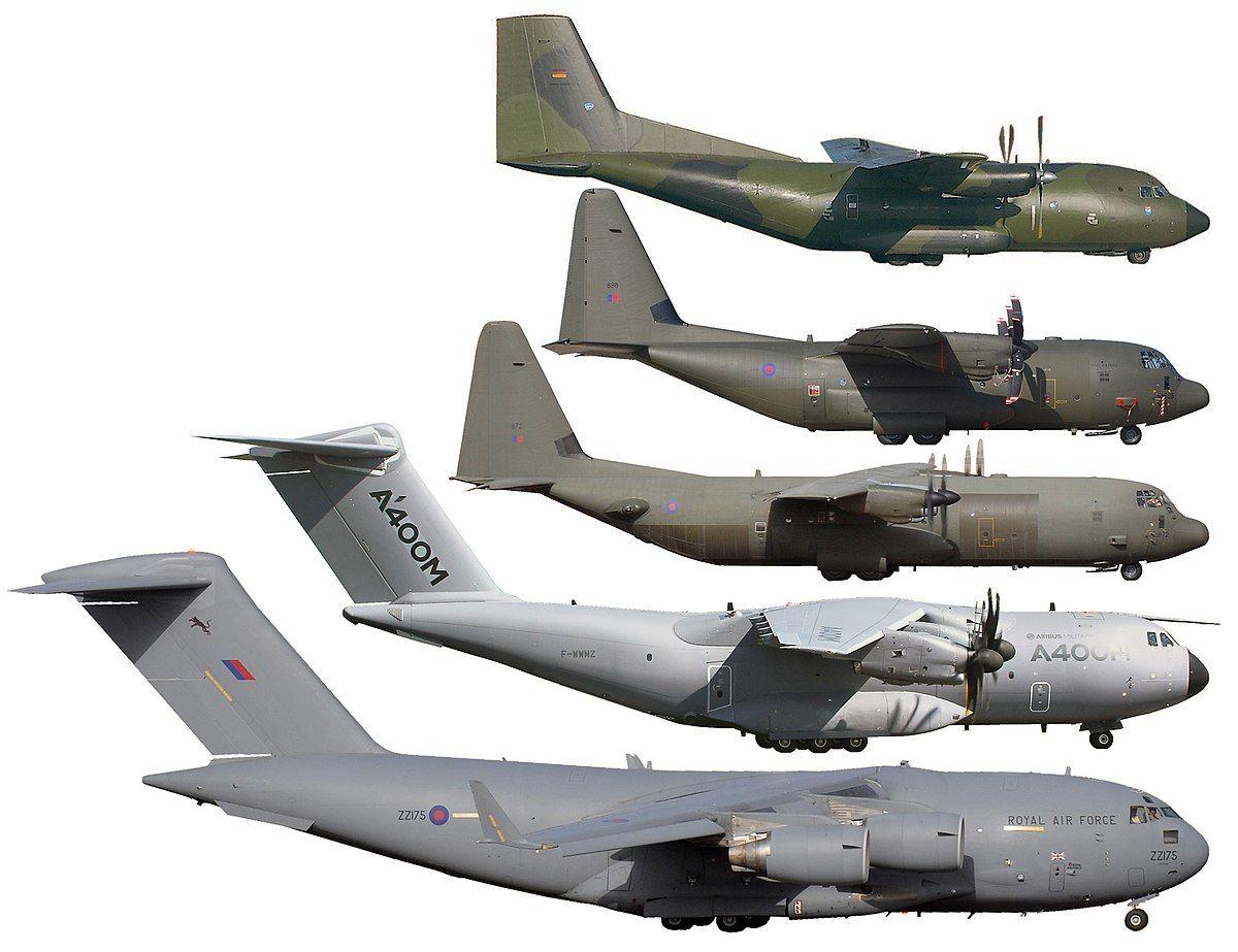 Military transport aircraft Wikipedia Aircraft, Cargo