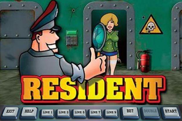 Игровые автоматы resident игрософт игровые автоматы сокровище пустыни