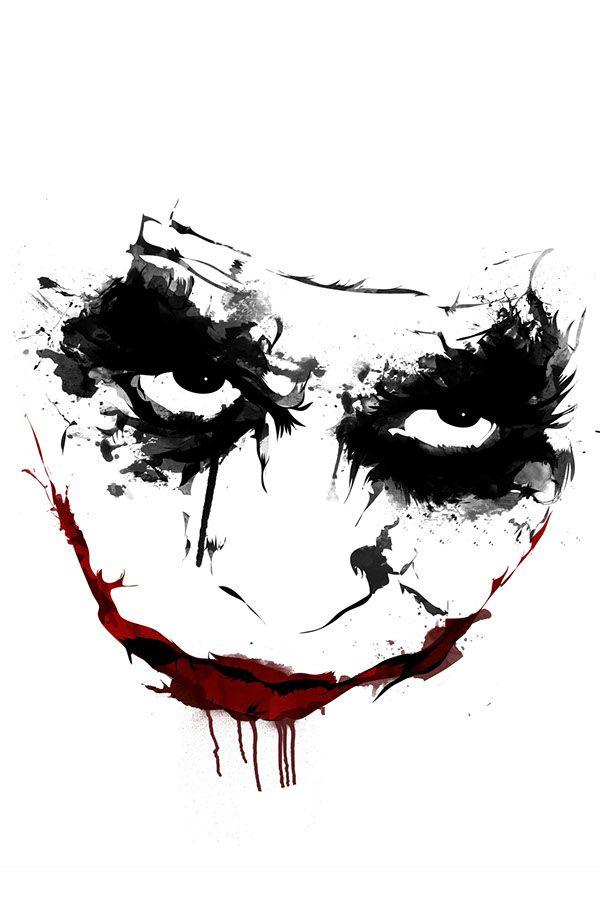 6625a4df388d Joker on Behance