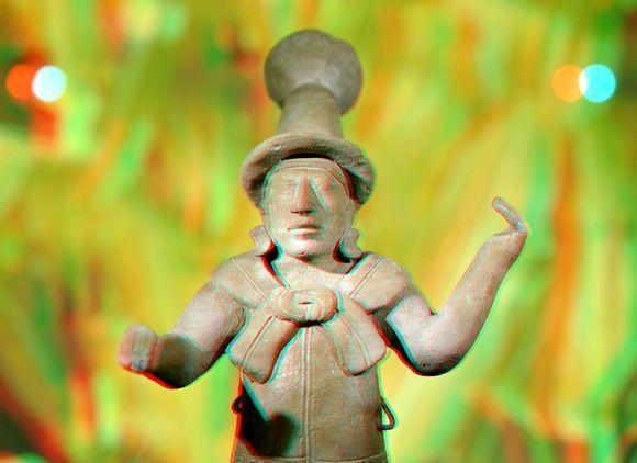 MAYA'S statue 3D