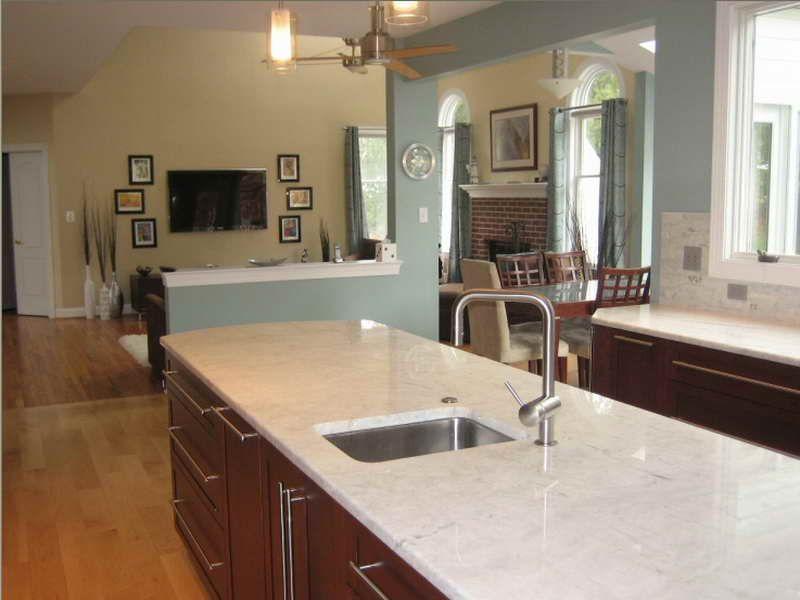 River white granite countertop 18 photos of the decorate for River white granite with white cabinets