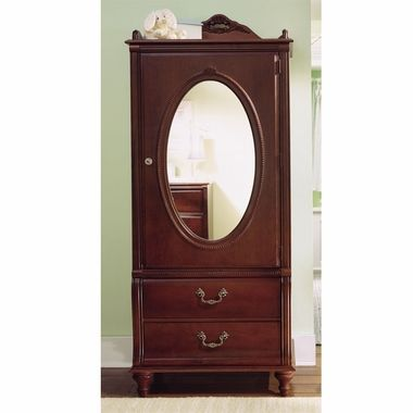 Young america madison collection wardrobe armoire by - Stanley young america bedroom set ...
