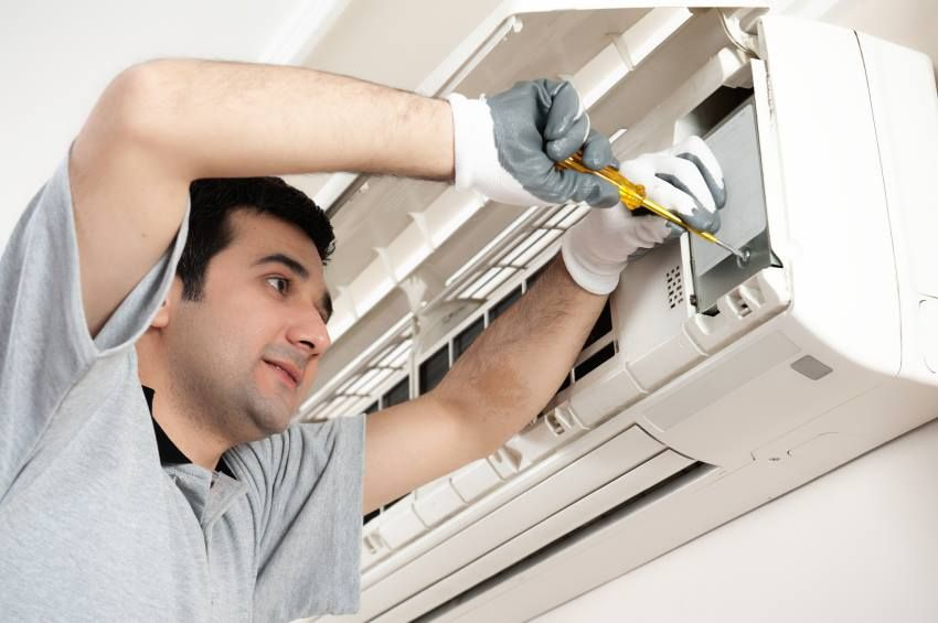 About Us Air Conditioner Maintenance Ac Repair Services Air Conditioning Installation