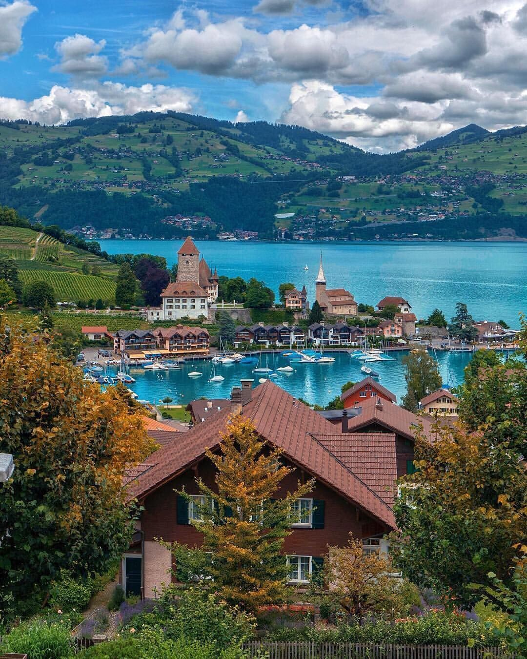 Amazing Places To Stay Switzerland: BEAUTIFUL DESTINATIONS (@beautifuldestinations) On