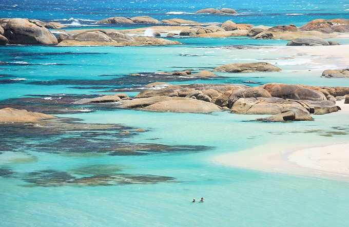William Bay, Western Australia