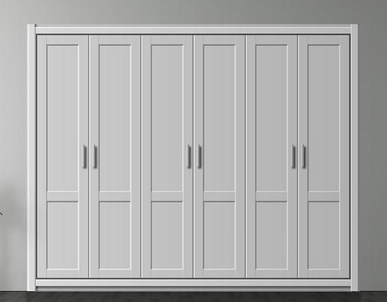 Abatiblesblancociegas ideas para el hogar armar - Puertas de armarios empotrados de diseno ...
