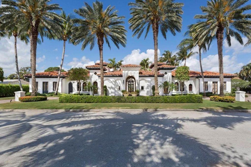1949 Royal Palm Way, Boca Raton, FL 33432 Mansão luxuosa