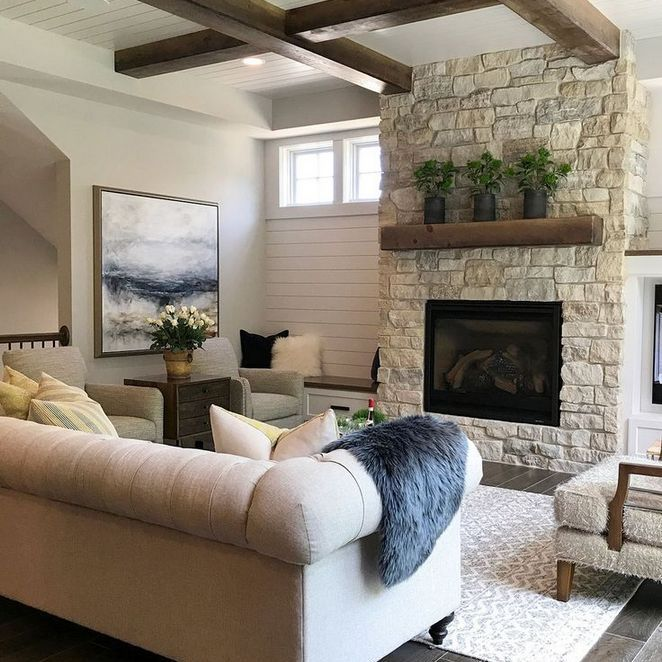 +33 The Pitfall Of Living Room Ideas With Fireplace