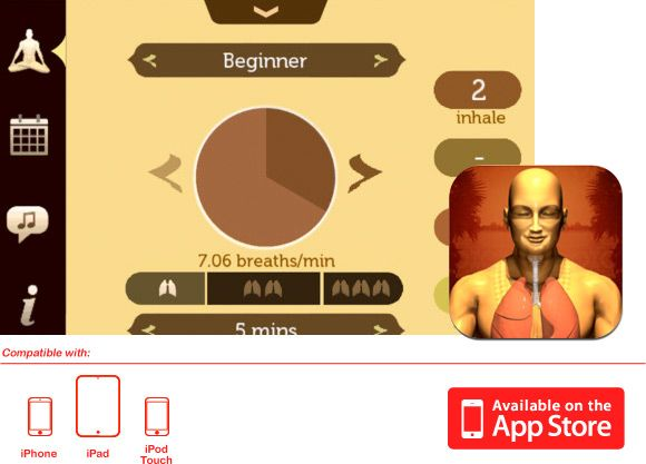 Universal Breathing iPhone/iPad