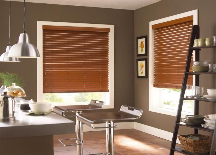 I M Thinking Of Getting Some Faux Wood Blinds I Like That They