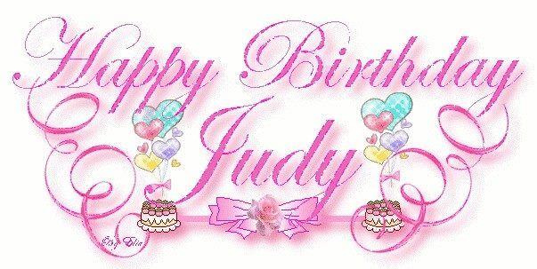 happy birthday judy images Happy Birthday Judy | Birthdays for Friends! | Birthday wishes  happy birthday judy images