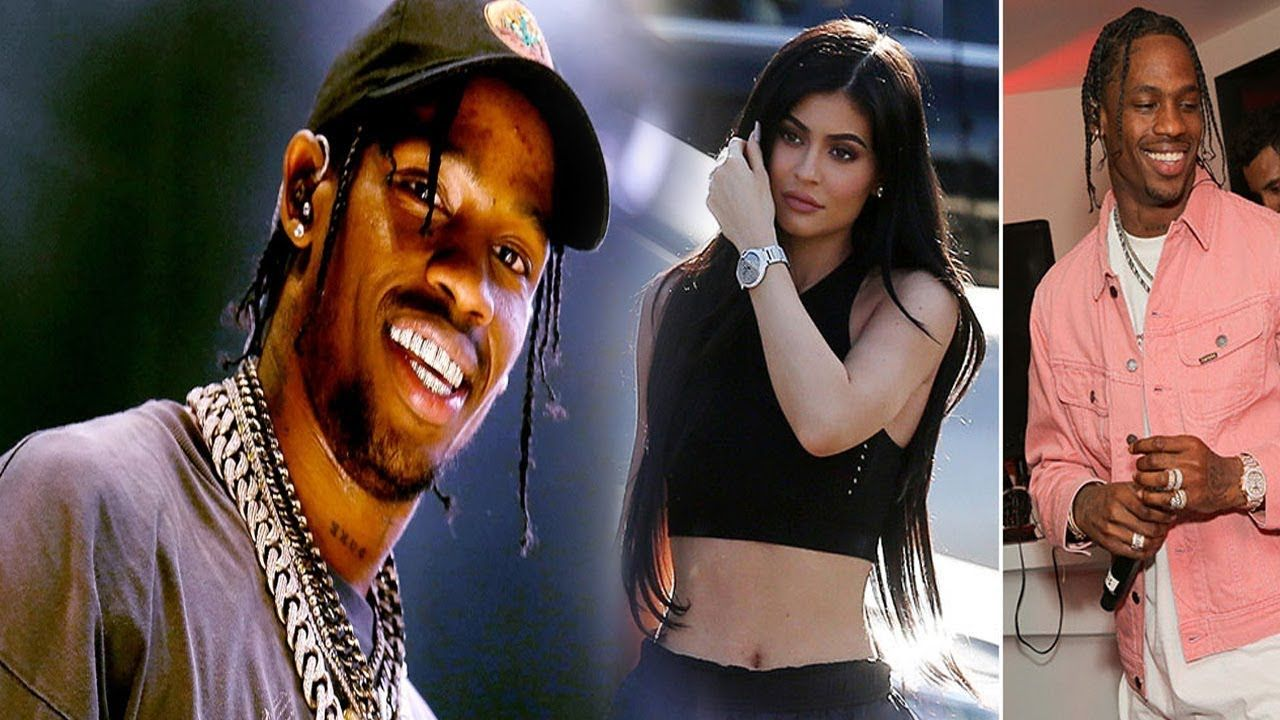 Travis Scott Family Photos With Daughter Stormi Webster