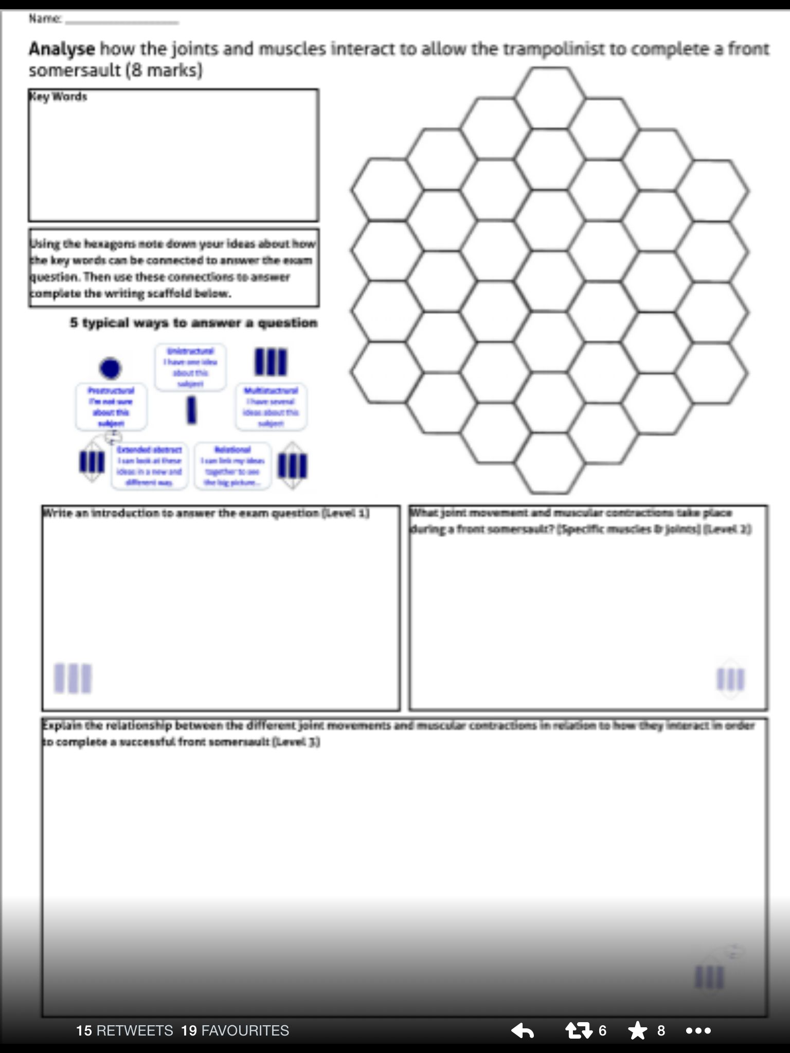 Solo Hexagons