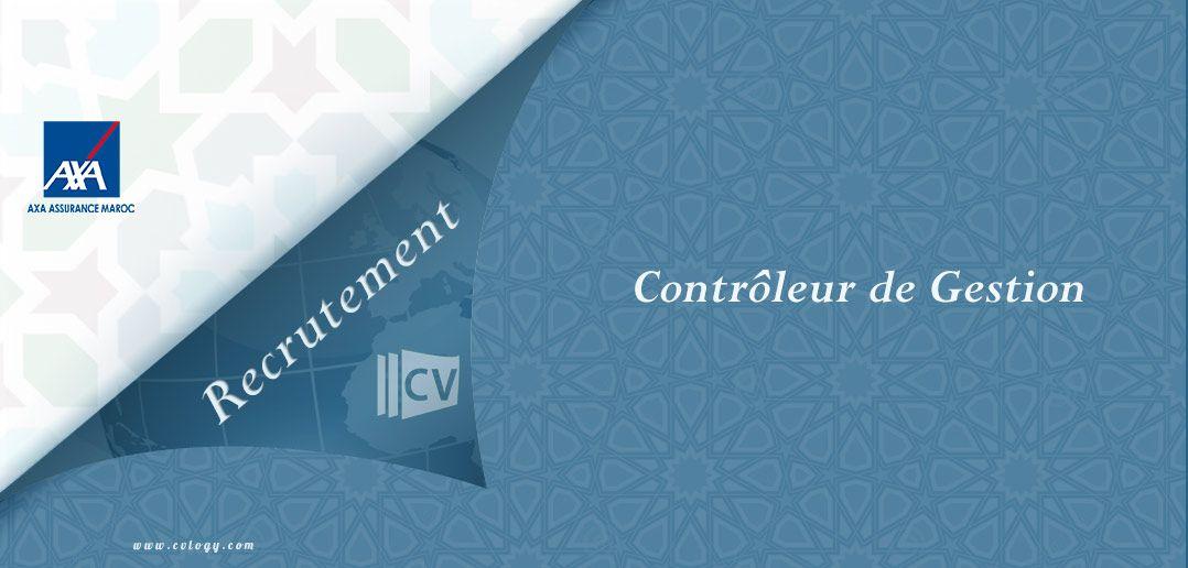 Axa Assurance Recrutement D Un Controleur De Gestion A Casablanca Cvlogy Business Analyst Science Memes Policy Management