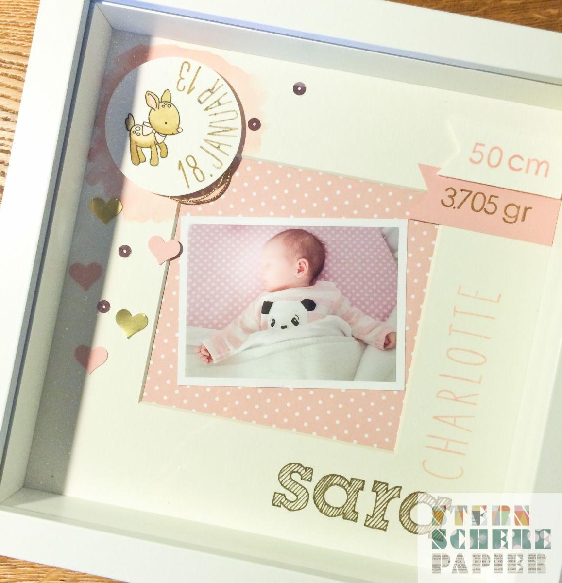Babygeschenke rahmen facebook und babys for Ribba rahmen gestalten