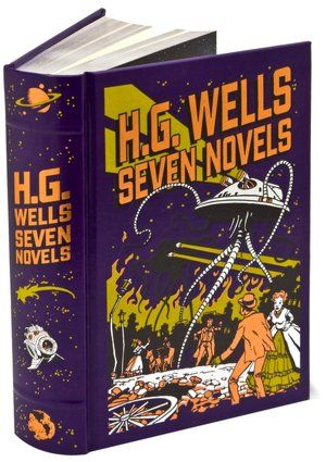 H.G. Wells: Seven Novels (Barnes & Noble Leatherbound Classics)********************************************************************************************************************************************************************************************************************************************************************************************************************************************************************************************