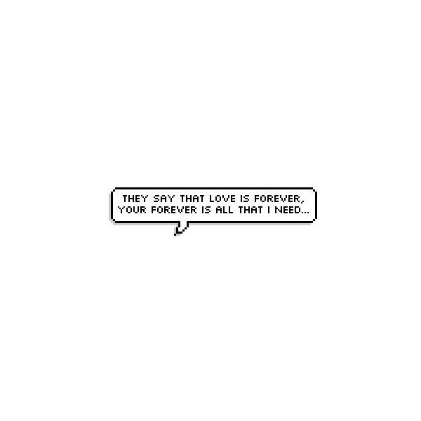 Speech Bubble Liked On Polyvore Featuring Fillers Words Text