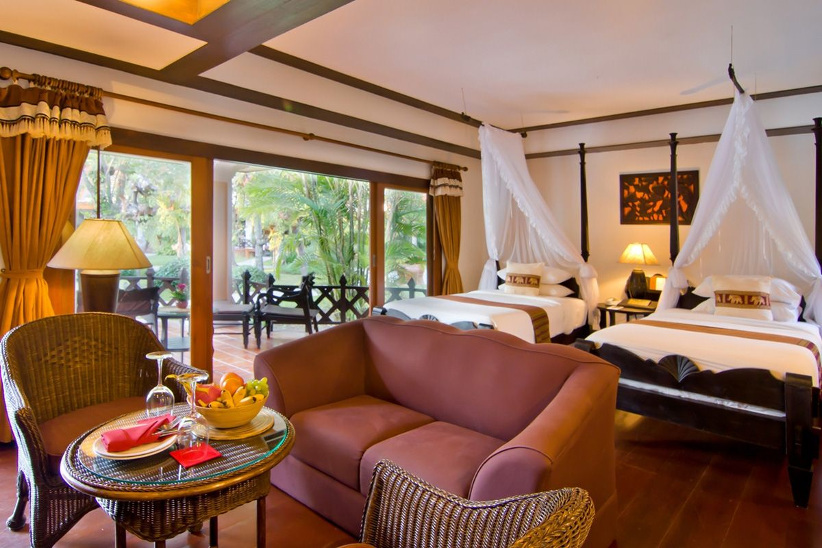 Panviman Koh Chang Resort Thailand Special Offer Magical Hospitality Package 2 Night S 2 Person S Room Deluxe Room Total 9 600 Baht Net Package