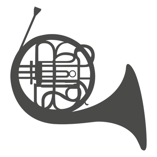 Brass Horn Silhouette Png Image Download As Svg Vector Eps Or Psd Get Brass Horn Silhouette Transparent Png For Your Grap Horns Graphic Image Silhouette Png