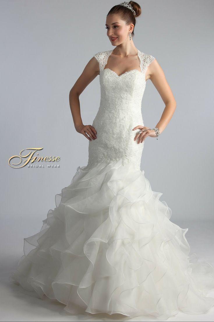 Spanish Bolero Style Wedding Dress