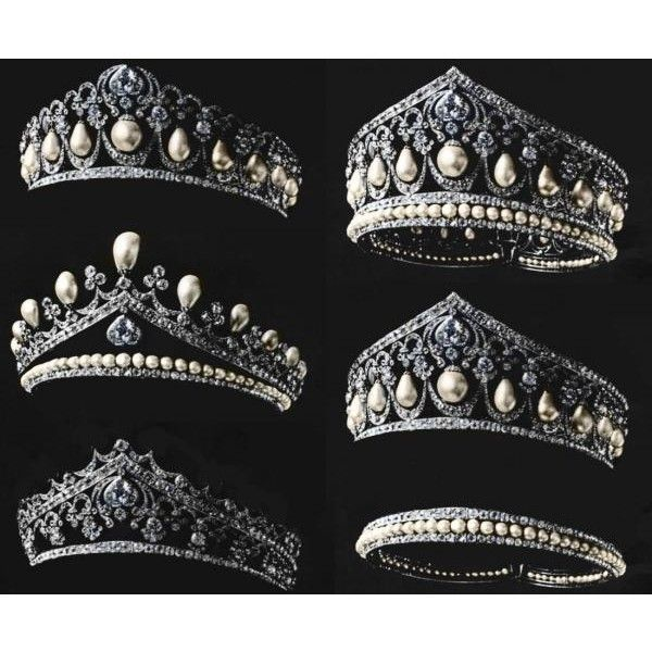 The russian large pearl pendant tiara variations liked on the russian large pearl pendant tiara variations liked on polyvore featuring jewelry crown tiaras pearl pendant jewelry crown jewelry charm pendant mozeypictures Images