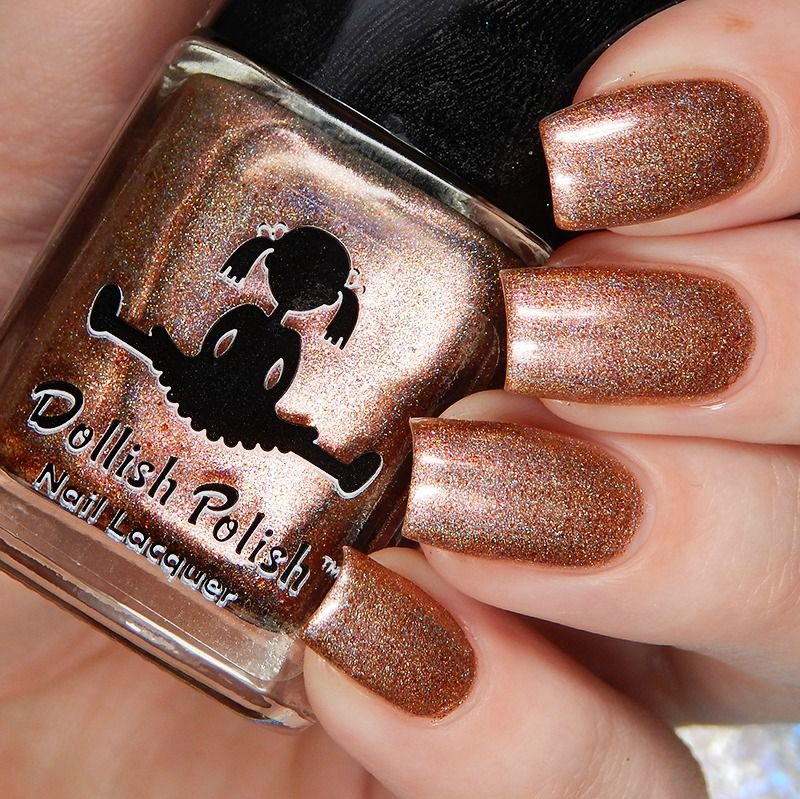 Dollish Polish Stranger Things 2 Collection Swatches and