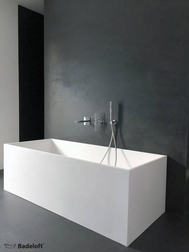 Luxuriöse freistehende Badewannen für edle Badezimmer von Badeloft ...