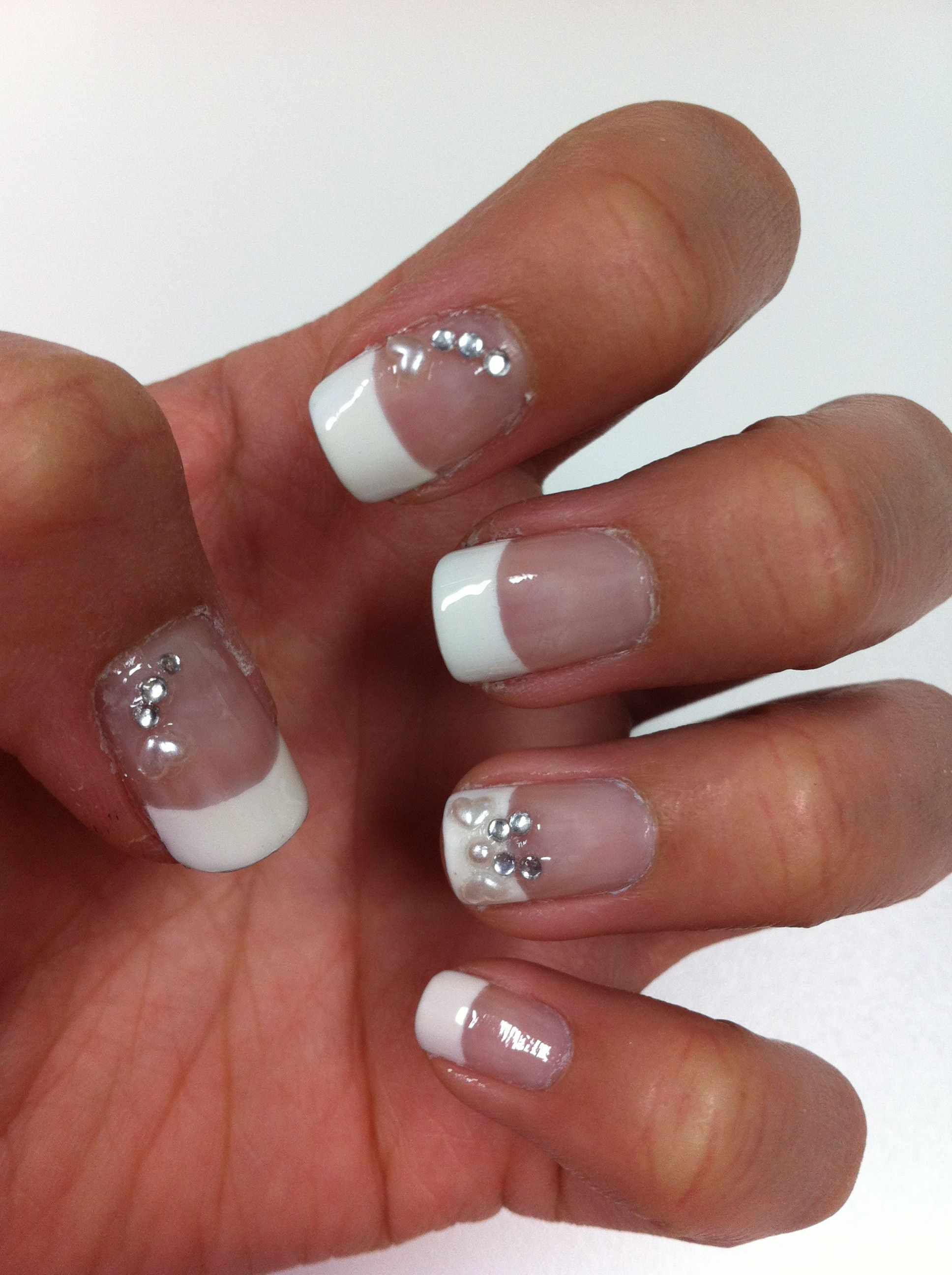 what is french manicure | Manicure | Pinterest | Manicure, Nail pics ...