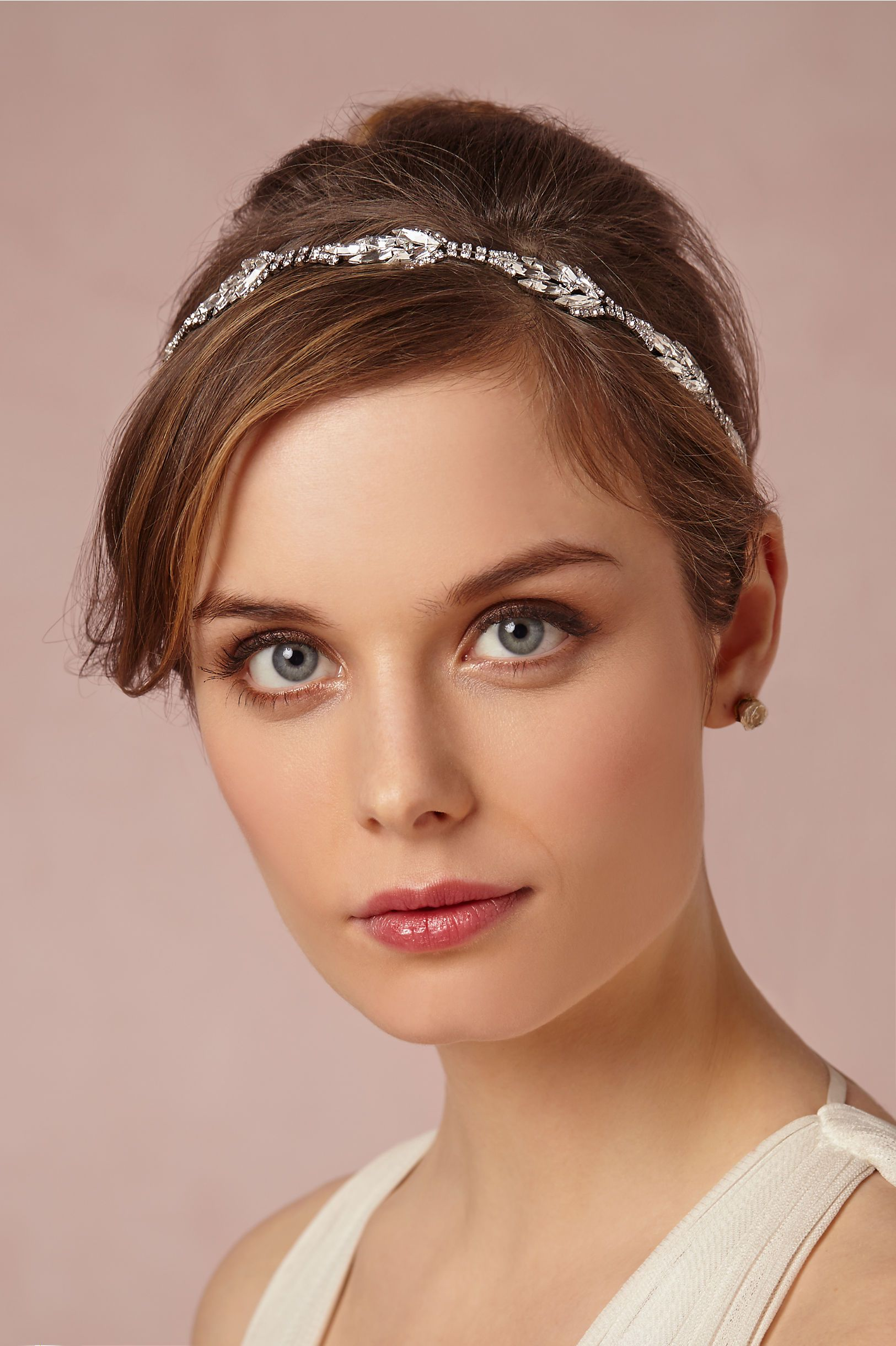 Verdure Head Wrap in Shoes & Accessories Headpieces at BHLDN