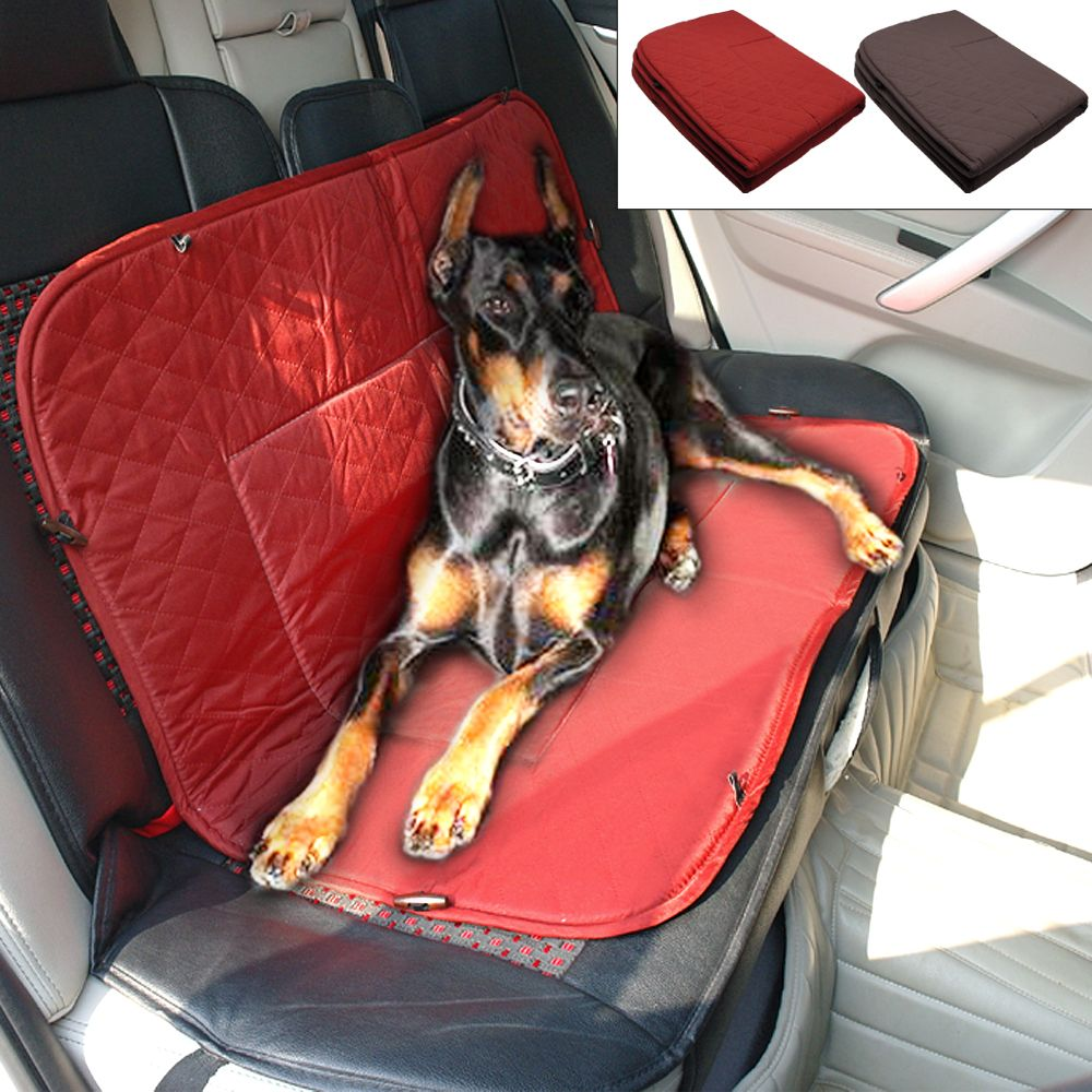 Soft Dog Car Seat Cover Mat Pet Truck Mat Hammock Sofa