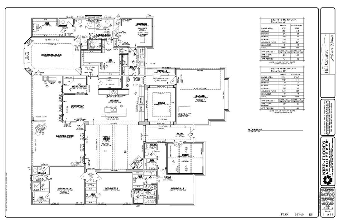 Hill Country Artisan Custom Homes Architectural Plans 512 640 2360 How To Plan House Floor Plans Custom Built Homes