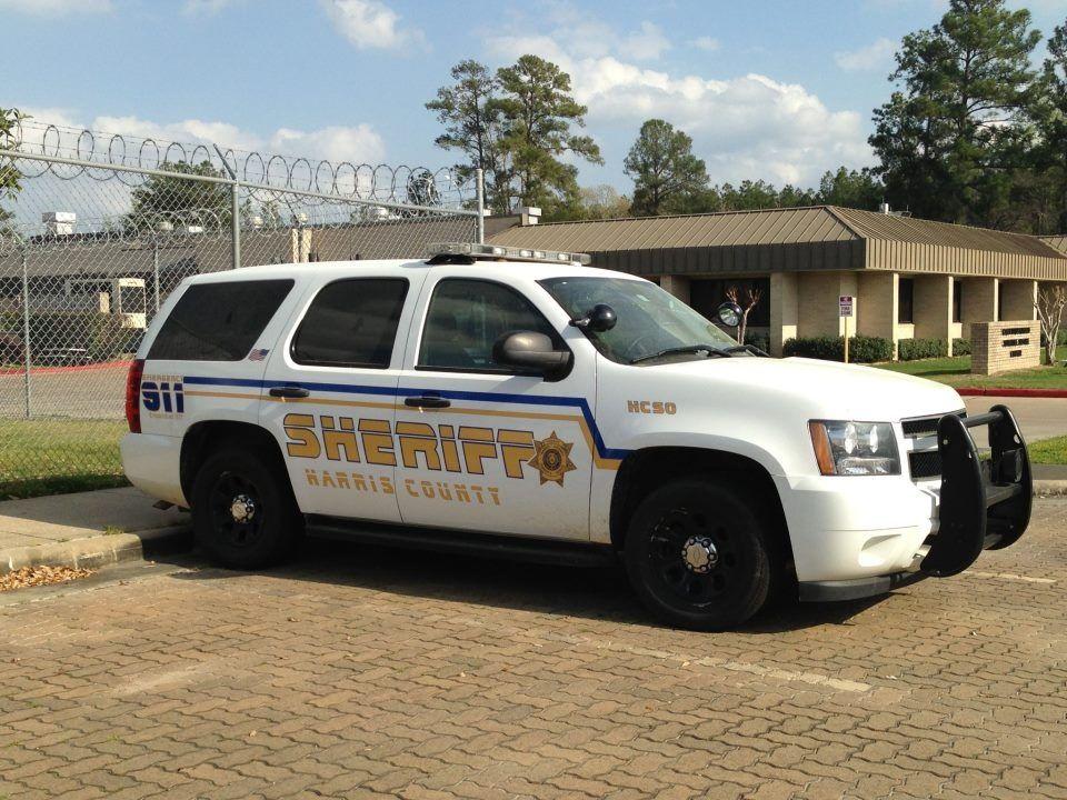 Harris County, Texas Sheriff Vehicle.