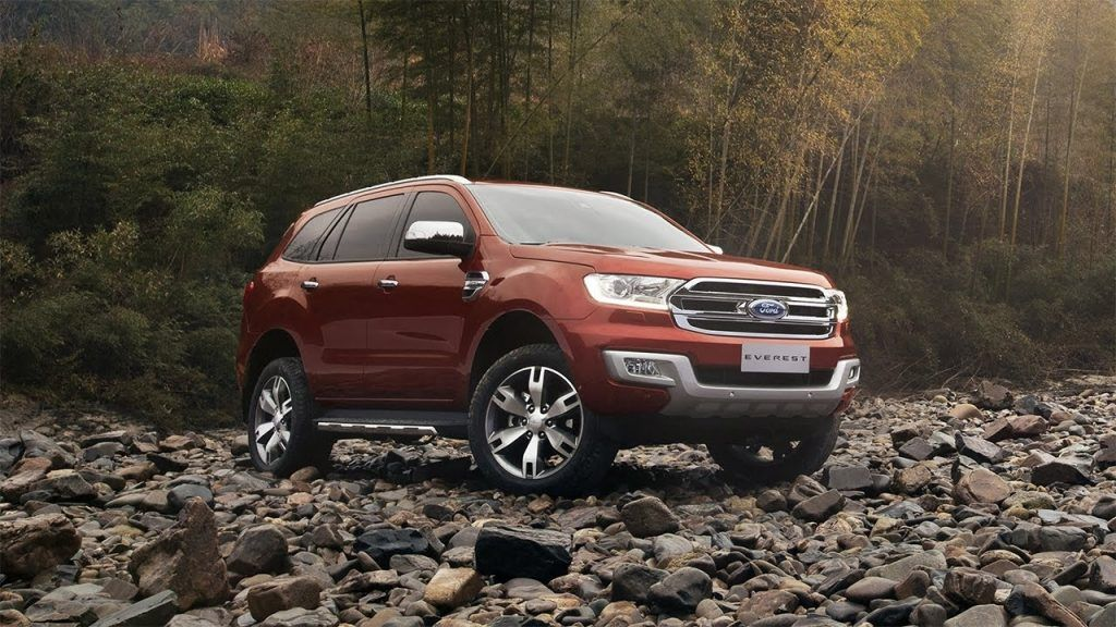 2019 Ford Endeavour Review Release Details Features Specs Cost Photos