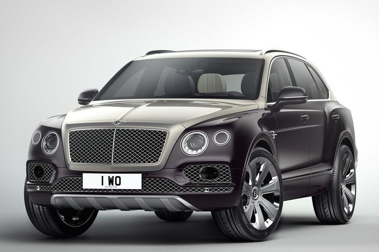 Road Rage The 2018 Bentley Bentayga Mulliner Luxury Suv Luxurygarages
