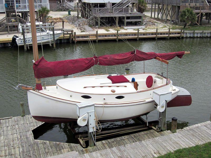 Big Boy Toys Boats : Mark o custom boats atlantic city catboat located