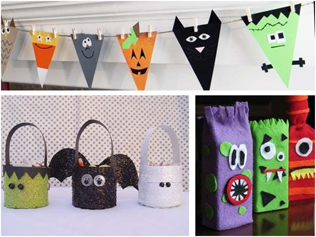 Top 10 Halloween Kid Crafts | Halloween kids, Craft and Easy halloween