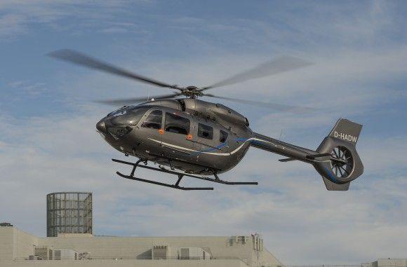 Novo H145 chega ao Brasil.