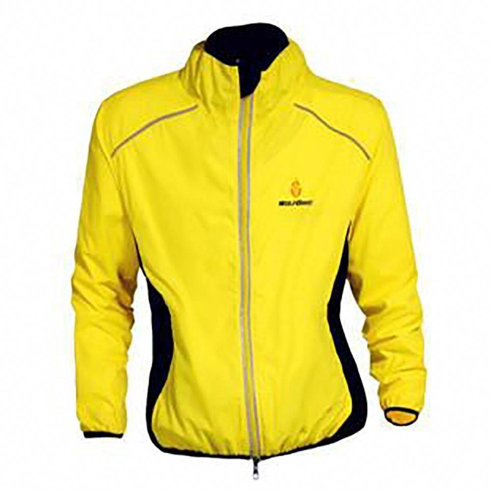 Outdoor Sports Cycling Waterproof Jersey Jacket Wind Rain Coat S 3XL