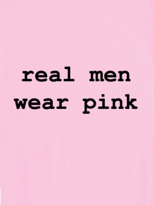 Real Men Wear Pink In Support Of Their Loved Ones Hats Off To Guys
