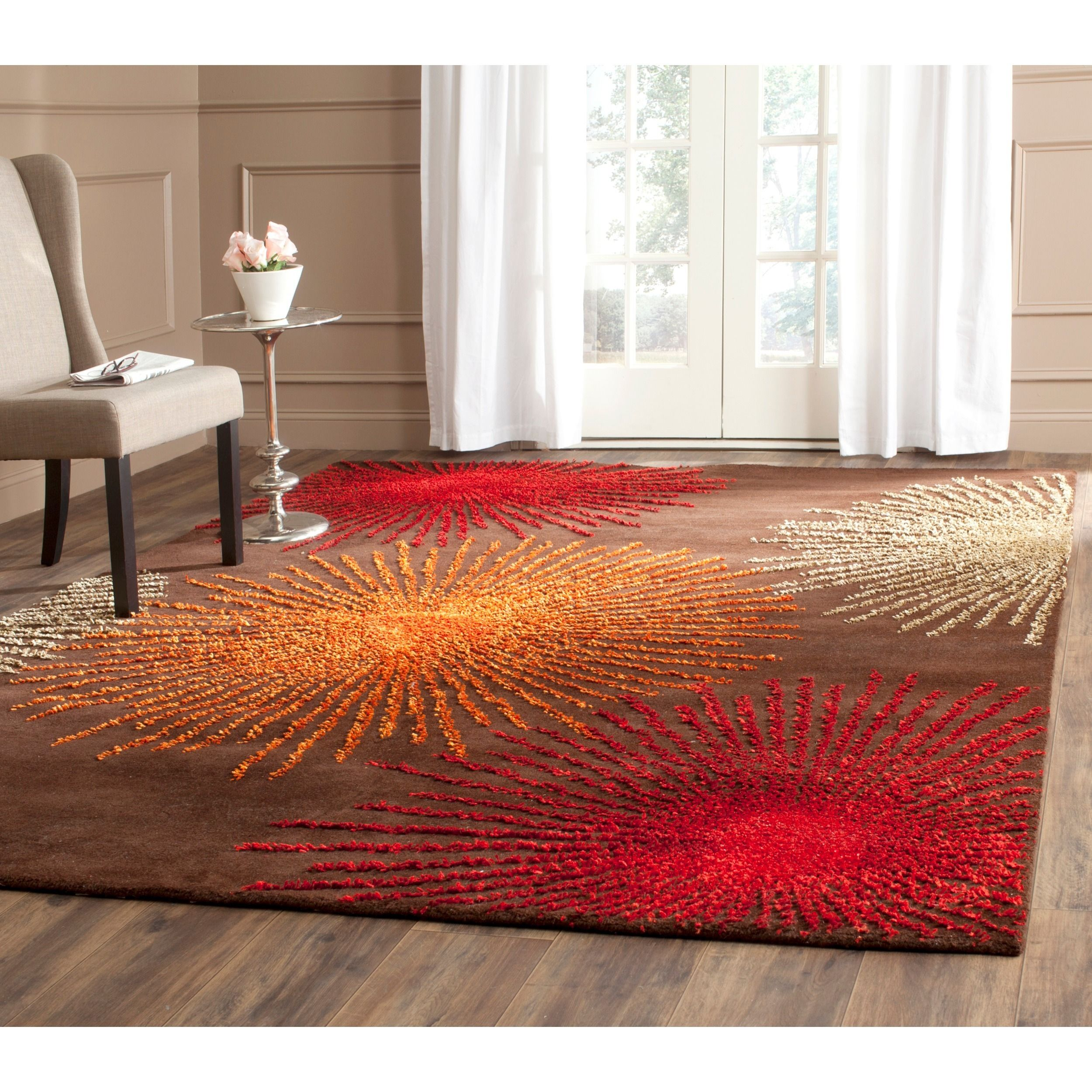 Overstock Com Online Shopping Bedding Furniture Electronics Jewelry Clothing More Handmade Area Rugs Wool Area Rugs Brown Area Rugs