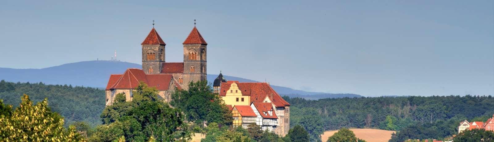 Welterbestadt Quedlinburg Quedlinburg, Stadt, Welt