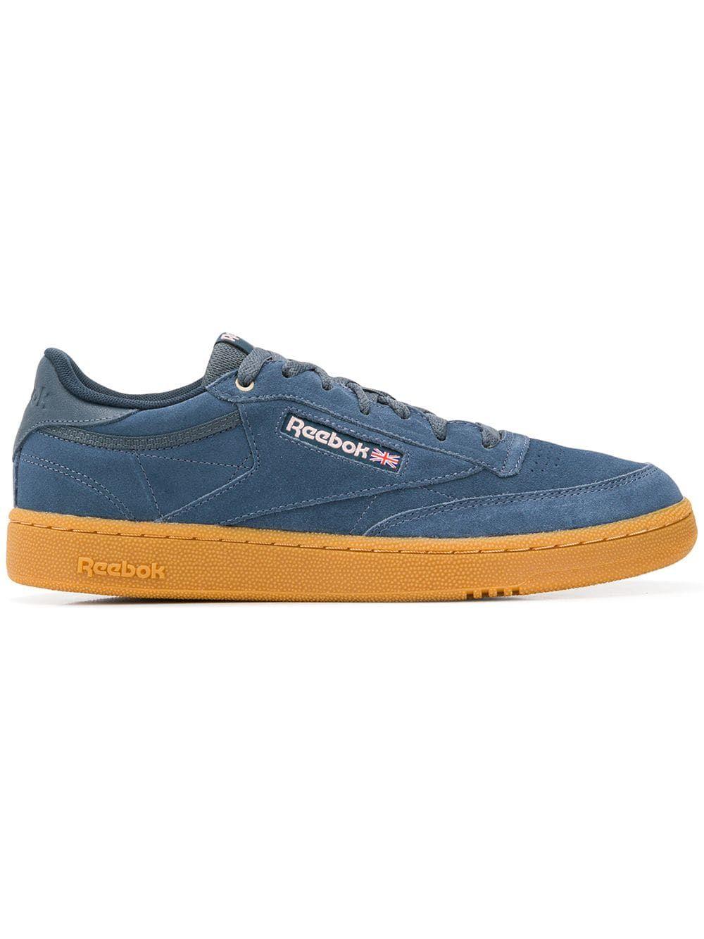 Reebok Club C 85 Sneakers In Blue