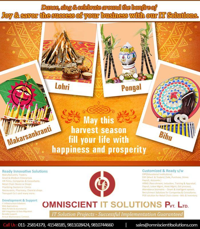 Wish You Very #Happy #Lohri and #Makar #Sankranti!!! is ...