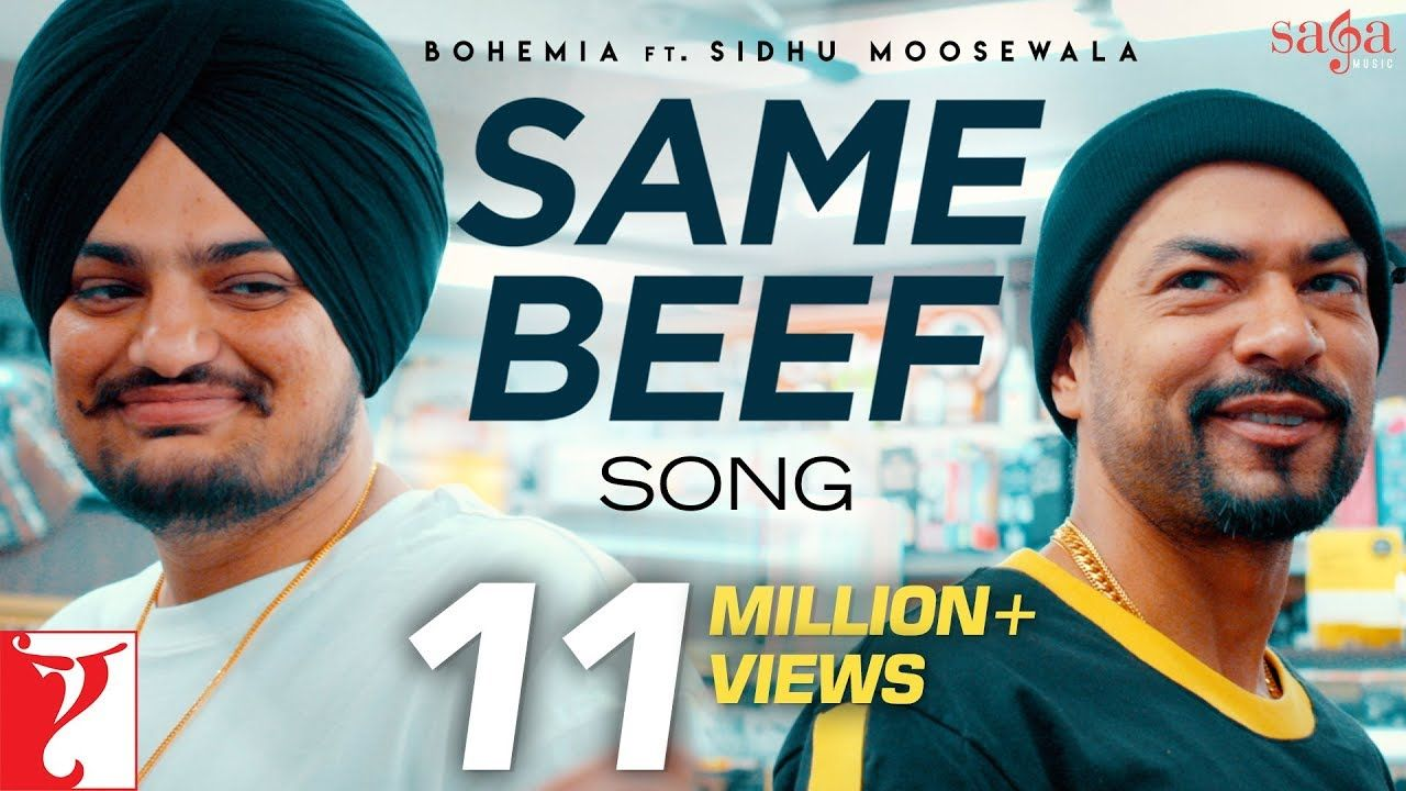 Download Same Beef By Sidhu Moose Wala Mp3 Song Download Mr Jatt